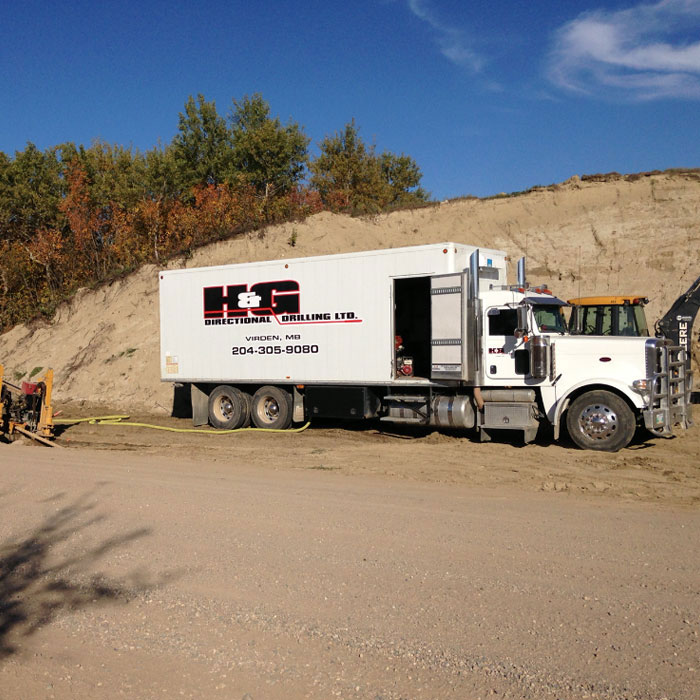 H&G commercial truck